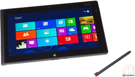 Lenovo Tablet Lenovo Thinkpad Tablet 2 Review Solid Windows 8 Tablet