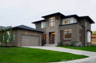 west coast contemporary exterior contemporary exterior calgary by veranda estate homes