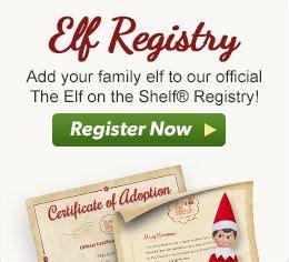On A Shelf Registration by Elfontheshelf Register Reanimators