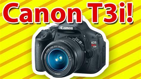 canon t3i dslr canon t3i dslr review demo