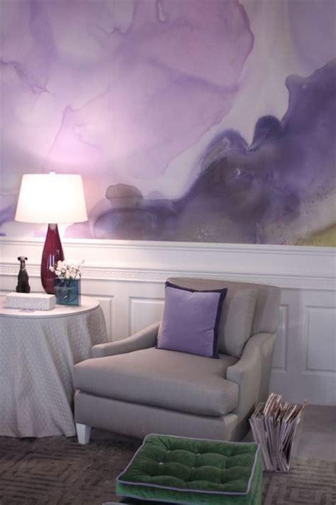 Interior Design Wall Murals by Pintar Las Paredes Con Efecto Acuarela El Tarro De
