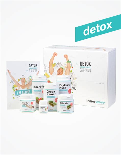 Wat Is Detox Kuur by Basis Detoxkuur 3 5 Of 7 Sapdagen Innerwave