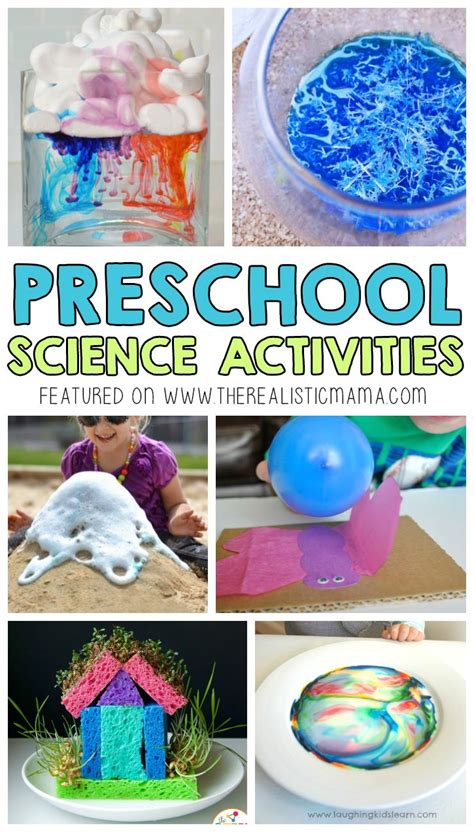 science themes in kindergarten 17 best images about montessori inspired activities and