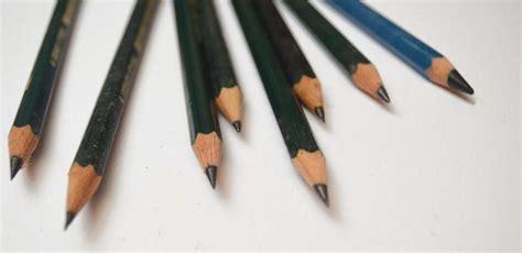 Pensil Kayu Raut mengenal berbagai jenis jenis pensil enportu