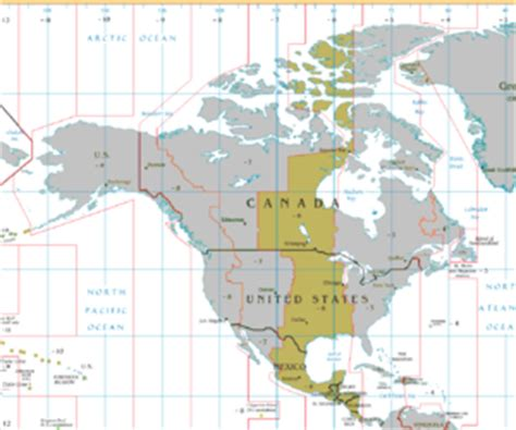central time zone wikipedia