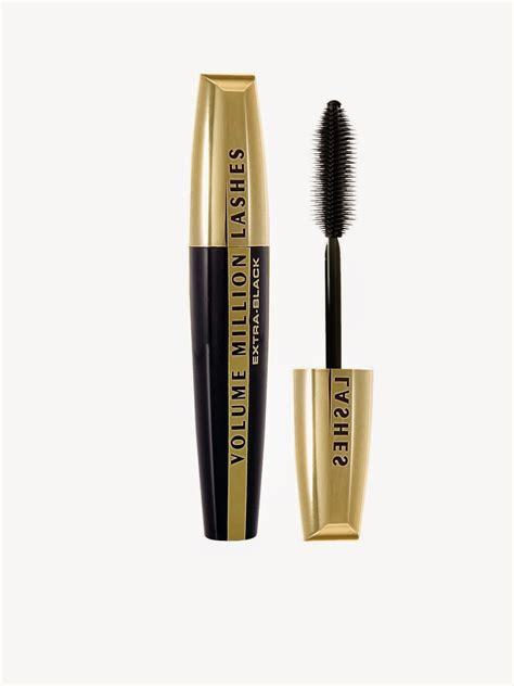 Mascara Loreal a touch of ellie dupe l oreal volume million lashes vs