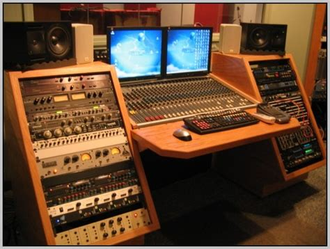 recording studio mixing desk home recording studio desk ikea desk home design ideas