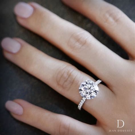 Wedding Bands With Solitaire by 20 Best Ideas About Solitaire Engagement Rings On