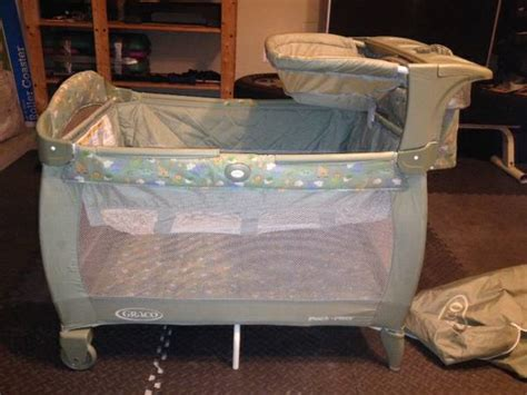 Graco Pack N Play Changing Table Attachment Graco Pack And Play Changing Table Attachment For Sale