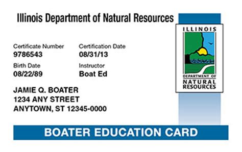i lost my ohio boating license illinois boating license boat safety course boat ed 174