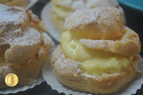 patyskitchen cheese cream puff krim puff keju
