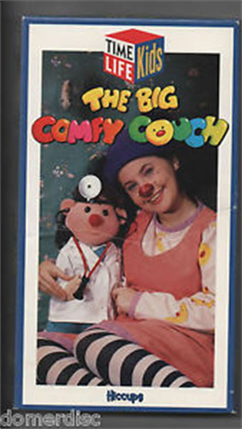 The Big Comfy Hiccups by Opening To The Big Comfy Hiccups 1993 Vhs At Scratchpad The Home Of Unlimited Fan