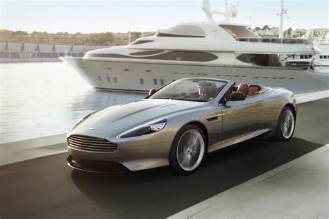 aston martin updated 2013 aston martin db9 pictures and details