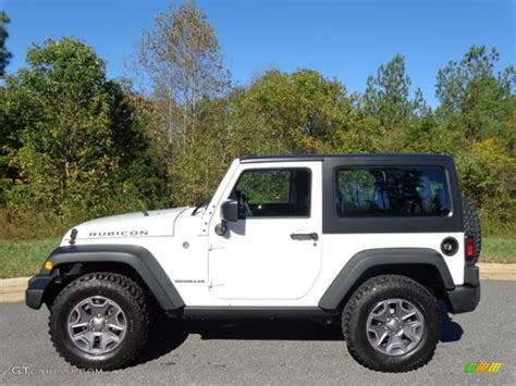 rubicon jeep 2016 black 2016 bright white jeep wrangler rubicon 4x4 111213001