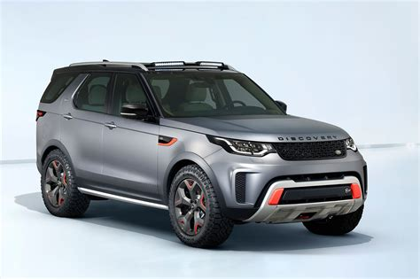 land rover discovery co2 emissions land rover discovery gets svx autocar