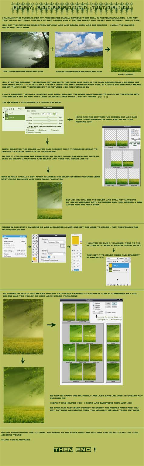 tutorial video background easy background tutorial by pweetylucious on deviantart
