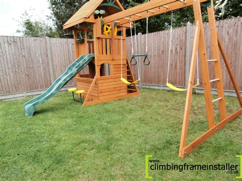 selwood swing the selwood products osborn climbing frame climbing