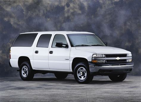 chevrolet suburban 2001 chevrolet suburban pictures history value research