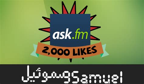 ask fm like bot 2 000 ask fm likes for your answers for 5 seoclerks