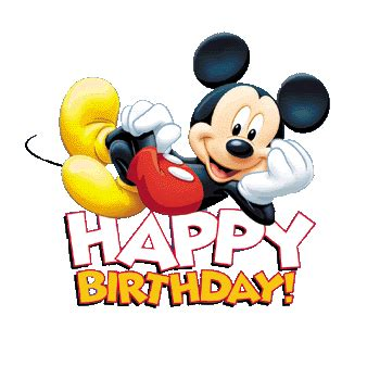 happiest of birthday wishes mickey!! maple mouse mama
