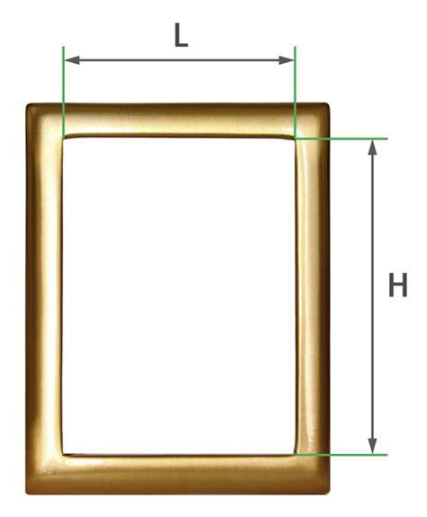 dimensioni cornici standard scheda tecnica cornici portafoto e fotoporcellana real