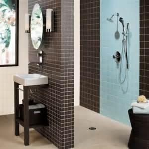 Bathroom Tiles Ideas 2013 by Banheiros Decorados Azulejo Pastilha Ideias Decora 231 227 O