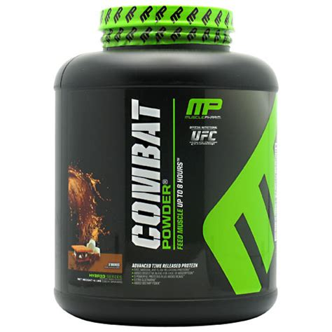 Combat Whey Protein Musclepharm Combat Whey Protein Supplements In