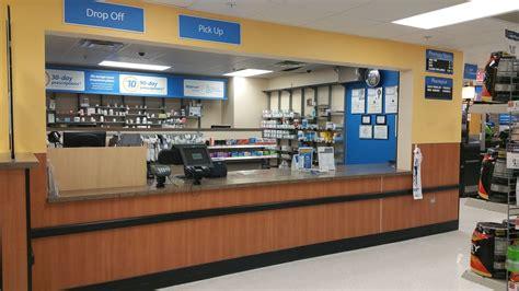 Walmart Pharmacy by Walmart Pharmacy Lukket Apoteker 225 W Chicago Ave