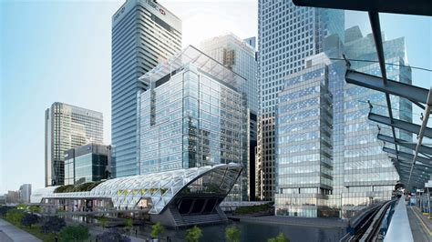 current projects canary wharf group