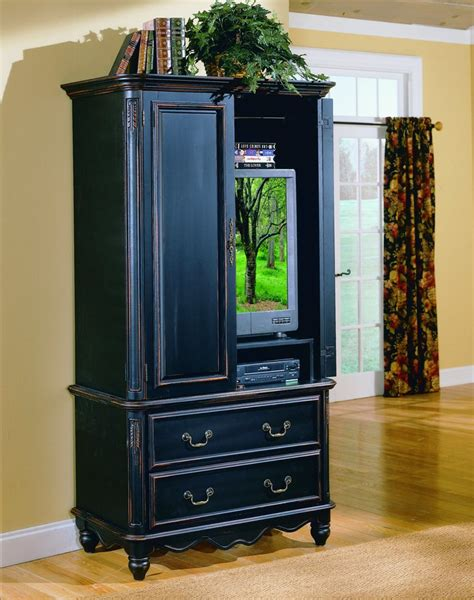 Tv Armoire by Homelegance Bridges Tv Armoire 873 7