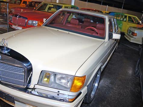 styling garage 1983 mercedes 1000sel 1000sgs styling garage