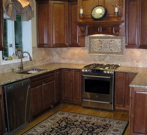kitchens with stone backsplash uncategorized stone kitchen backsplash wingsioskins home