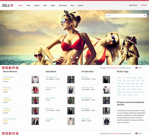 15 best ecommerce wordpress themes 15 awesome ecommerce wordpress themes in october 2013 wp