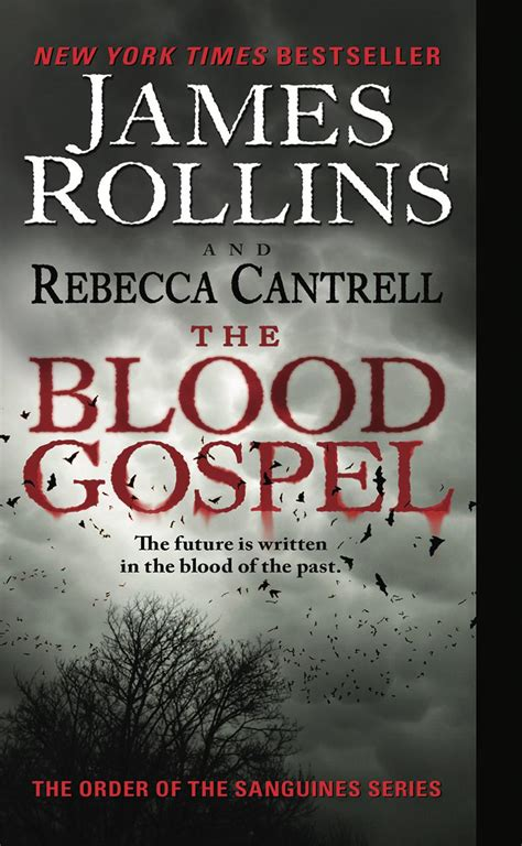 the blood gospel the order of the sanguines rollins