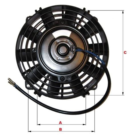 Ventilator Auto by Ventilator Auto 12v Elice 22cm