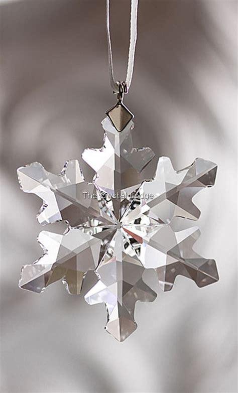 swarovski swarovski 2012 christmas ornament little