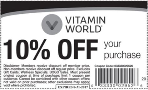printable wetherspoons vouchers vitamin world coupon 2018 apple store student deals 2018