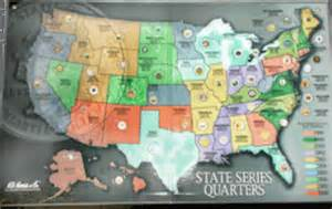 united states map for state quarters skoglund state quarter map
