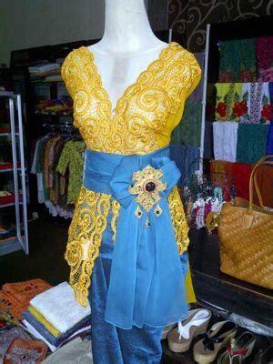 Kebaya Tile Khas Bali 5 fitinline 5 macam model kebaya indonesia yang cantik dan elegan