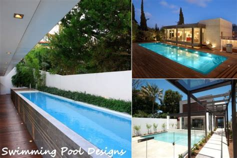 swimming pool plans unusual outdoor swimming pool designs