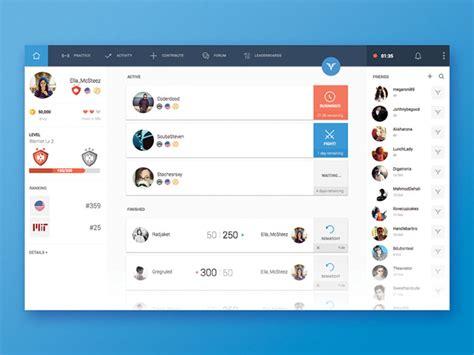 dashboard best dashboard design best user dashboard ui exles