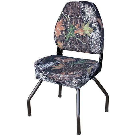 duck boat chair wise 174 combo duck boat blind seat 204002