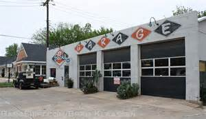 Garage Okc Bangshift Shop Tour Beck S Garage In Oklahoma City A