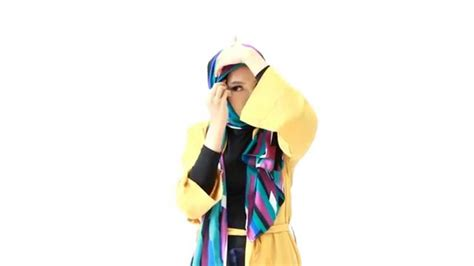 tutorial hijab utk ke kantor tutorial hijab pashmina abstrak untuk ke kantor youtube