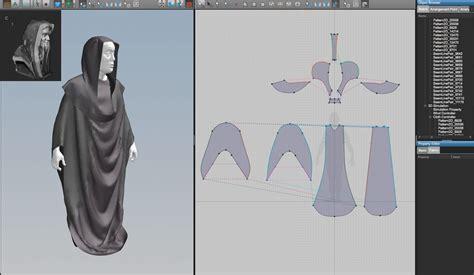 download pattern marvelous designer the sketchpad of jessica kim fukurokuju 3d bust and