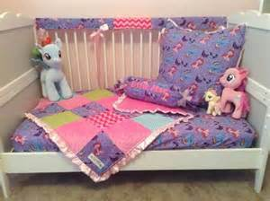Toddler Bed Sheets My Pony 3 My Pony Crib Or Toddler Set By Klbaby On