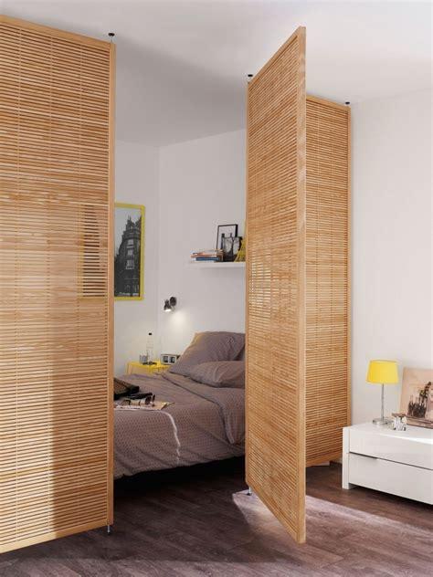 cloison pour separer une chambre cloisons amovibles chambre maison travaux