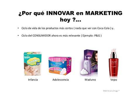 Que Es Un Mba En Marketing by Innovar En Marketing Hoy
