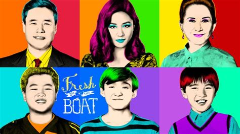 what is fresh off the boat fresh off the boat where are the giggles review