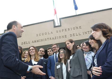 prefettura di roma sede roma sede didattico residenziale alfano incontra i